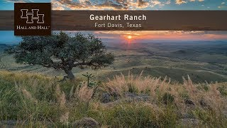 Gearhart Ranch - Fort Davis, Texas