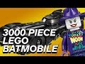 LEGO's 1989 Batmobile Is No Laughing Matter
