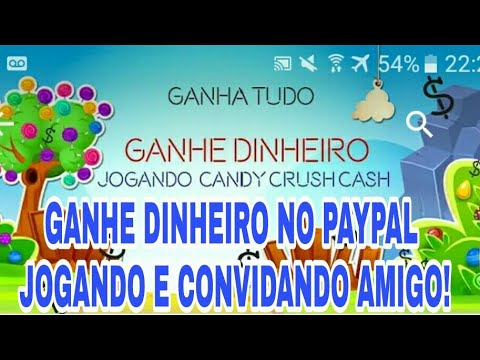 Jogos para Ganhar Dinheiro no Paypal Jogando no Android.
