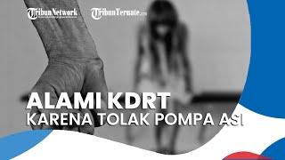 Seorang Wanita di Tangerang Alami KDRT karena Tolak Memompa ASI, Dihajar hingga Mimisan