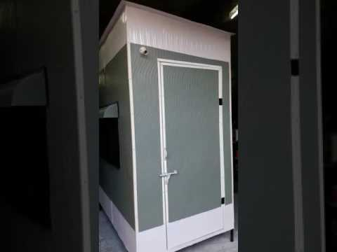 ECO Portable FRP Cabin