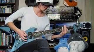 Princess Ghibli - Tonari No Totoro (My Neighbor Totoro)  Guitar Cover