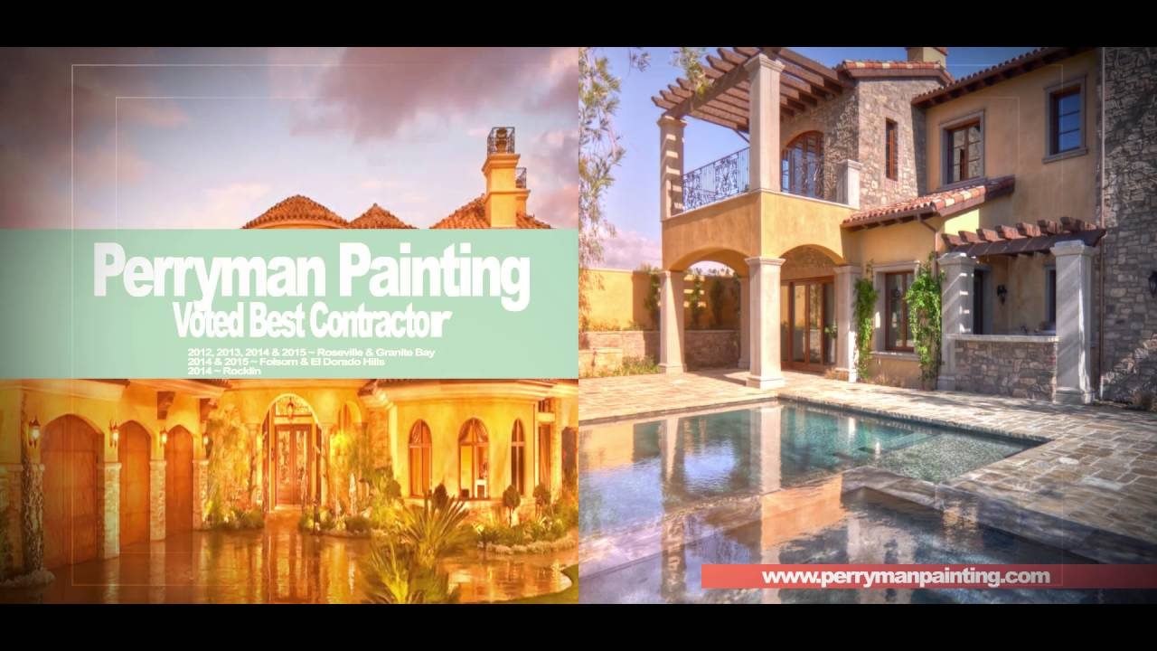 Perryman Painting Commercial