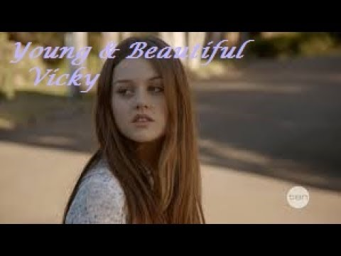 Puberty Blues ~ Vicky ~ Young and Beautiful