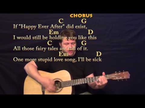 Payphone (Maroon 5) Strum Guitar Cover Lesson With Chords & Lyrics Mp3