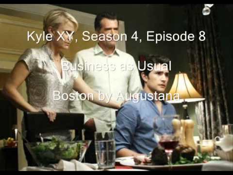 Kyle XY Season 4 Episode 8, Business as Usual, Boston