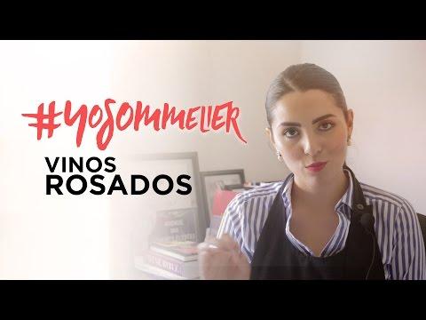 Vinos Rosados #YoSommelier