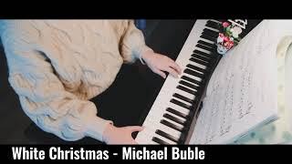 White Christmas - Michael Buble | JK 피아노 커버