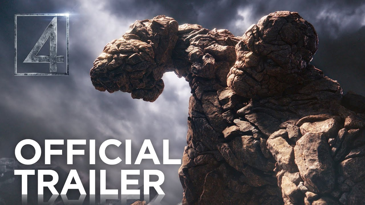 Movie Trailer #2: The Fantastic Four (2015)