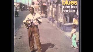John Lee Hooker - Tupelo, Mississippi