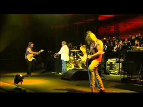 "Deep Purple - ""Smoke On The Water"" LIVE HD - Arena di Verona"