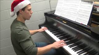 Jingle Bell Jazz Piano