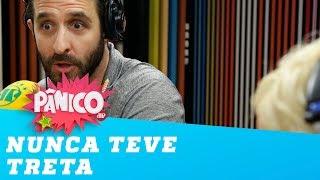 Rafinha Bastos manda a real sobre Danilo Gentili