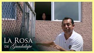 La Rosa de Guadalupe: ¡Marcos y Ruth viven un amor a escondidas! | Un mundo mejor