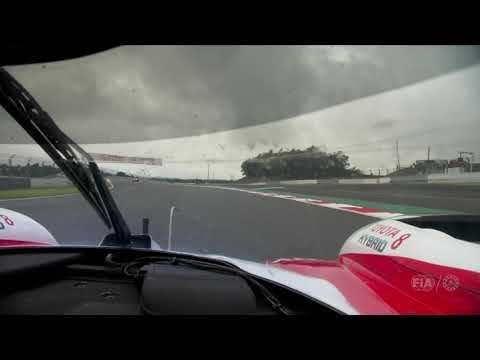 2018 WEC 6 Hours of Fuji - Fernando Alonso back at Fuji!
