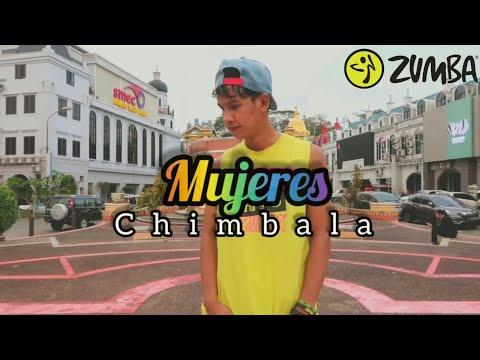 Chimbala - Mujeres | ZUMBA | FITNESS | At Balikpapan