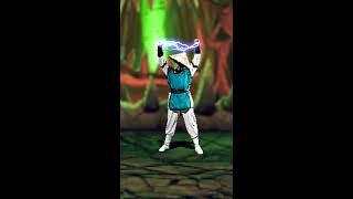 Annoying Orange vs Raiden (Mortal Kombat) #Shorts