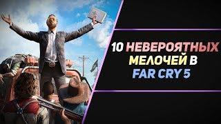 10 НЕВЕРОЯТНЫХ МЕЛОЧЕЙ В FAR CRY 5