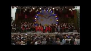 6 de junio - Día nacional de Suecia