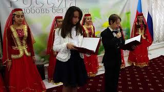Руководитель представительства Россотрудничества в Азербайджане Валентин Денисов поздравил педагогов