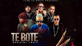 Descargar Te Bote Remix | Casper, Nío García, Darell, Nicky Jam, Bad Bunny, Ozuna