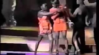 BRENDA FASSIE singing for Nelson Mandela in South Africa