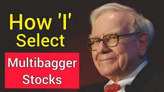FUNDAMENTAL ANALYSIS OF STOCKS | HOW WARREN BUFFET SELECTS STOCKS | HOW TO FIND STOCKS FOR LONG TERM