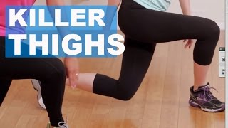 Get Thin Thighs in Only 5 Minutes | NewBeauty Body by NewBeauty Magazine