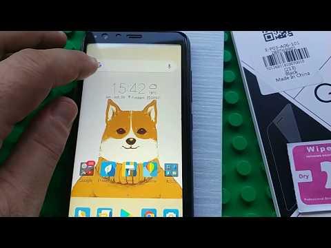 Screen Protector for ASUS Zenfone Pegasus 4S Max Plus X018DC ZB570TL