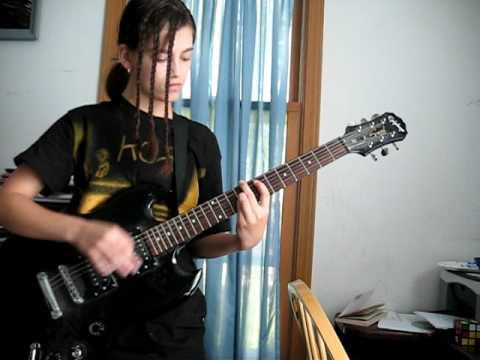 OTEP- Head (guitar cover)