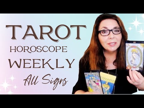 Weekly Horoscope Tarot Reading ✨  27th June - 2nd July 2021 - Weekly Tarot Forecast Time Stamped