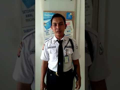 Penolakan HOAK oleh scuity BANK BRI syariah kec. Majalaya kab. Bandung