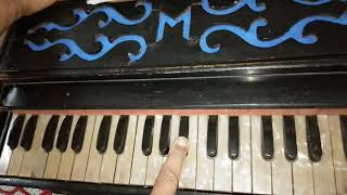 Main To Tum Sang Nain Mila Ke | Man Mauji | Harmonium Tutorial | Piano/Keyboard Tutorial