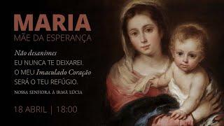 Meditação (30 min): Maria, Mãe da Esperança