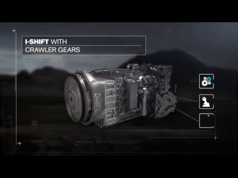 Volvo Trucks - How I-Shift with crawler gears works