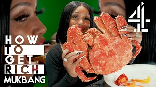 I Earn $1.3 Million A Year Making Mukbang Videos | How To Get Rich