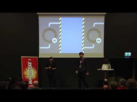 The least painful way to build a web app by Fernando Vía Canel & Paulo Ragonha @ Konferense, Klarna