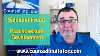 Sigmund Freud Theory of Psychosexual Development