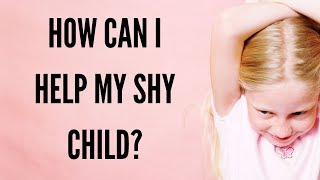 How to Overcome Shyness (Kids)