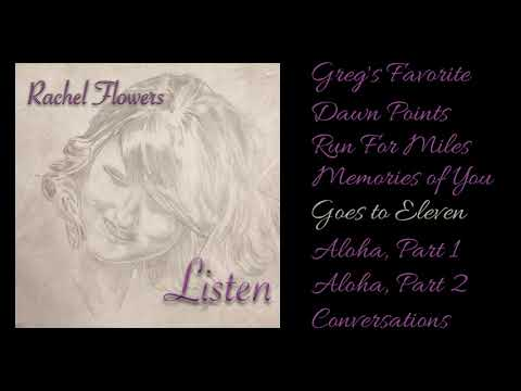 Rachel Flowers album Preview -