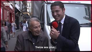 LORIS À LA RUE : LA GIFLE !
