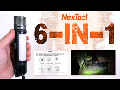 NEXTOOL 6 - IN - 1 review