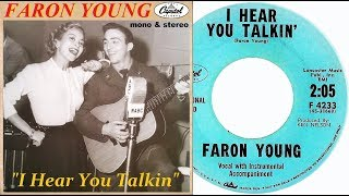 FARON YOUNG - I Hear You Talkin' (1959)