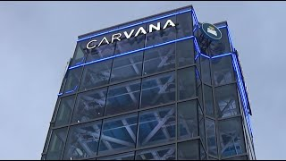 CARVANA - The CAR VENDING MACHINE Experience! - MASSIVE VENDING MACHINE FOR REAL CARS
