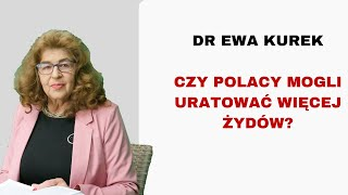 Dr Ewa Kurek – Szymon Datner – Las sprawiedliwych