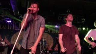 Dance Gavin Dance Death Of A Strawberry live