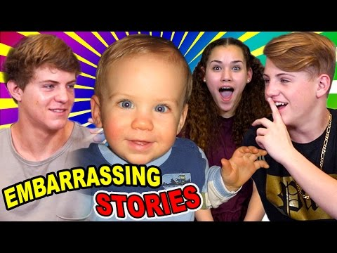 MattyBRaps MOST Embarrassing Stories!!!