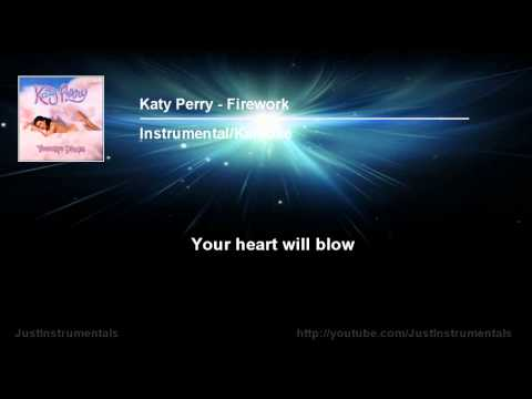 Katy Perry Firework Karaokeinstrumental Karaoke Hitts Mp3 ...