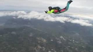 preview picture of video '11 Paracadutismo: test hand-deploy.  Skydive Salerno - Pontecagnano | LucaBonfi'