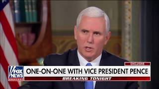 Mike Pence on The Story with Martha MacCallum - Video Youtube